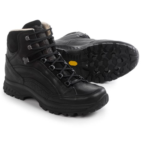 Hanwag Tingri Hiking Boots - Yak Leather (For Men)