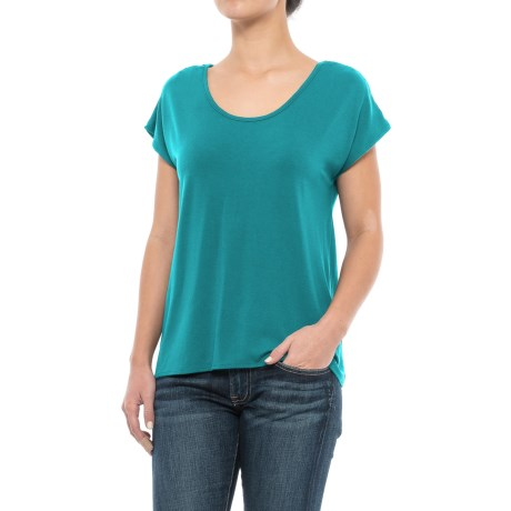 Kavu Eleanor Shirt - Scoop Neck, Sleeveless (For Women)