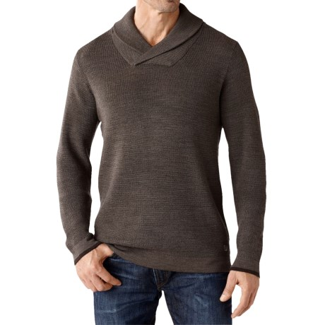 SmartWool Cheyenne Creek Sweater - Merino Wool (For Men)