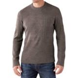 SmartWool Cheyenne Creek Cable-Knit Sweater - Merino Wool (For Men)