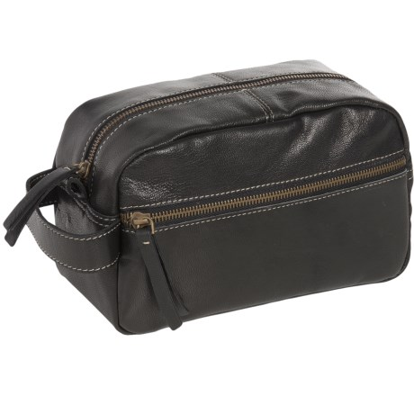 Steve Madden Timberland Nevada Leather Travel Kit