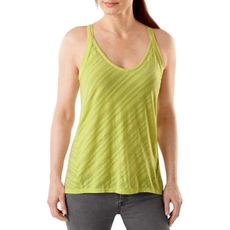 SmartWool Burnout Tank Top - Merino Wool, Racerback (For Women)