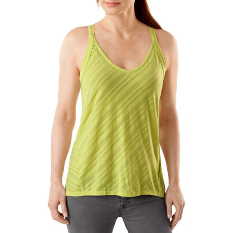 SmartWool Burnout Tank Top - Merino Wool, Racerback (For Women)
