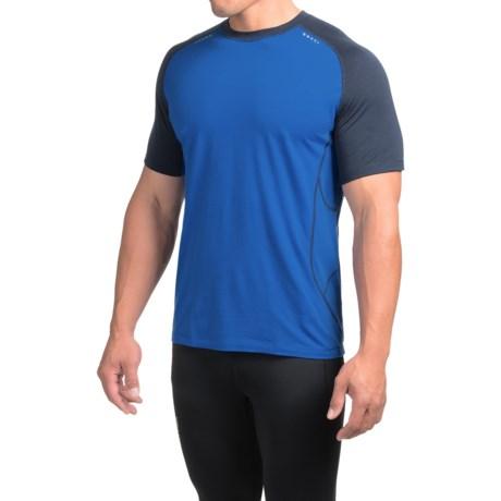 SmartWool PhD Ultralight Shirt - Merino Wool, Short Sleeve (For Men)