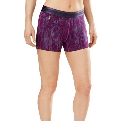 SmartWool PhD Printed Shorts (For Women)