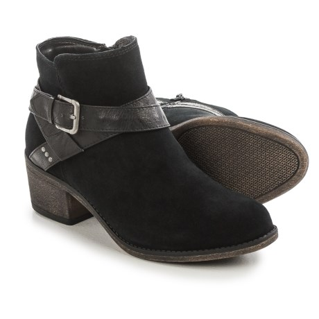White Mountain Yonder Ankle Boots - Suede (For Women)