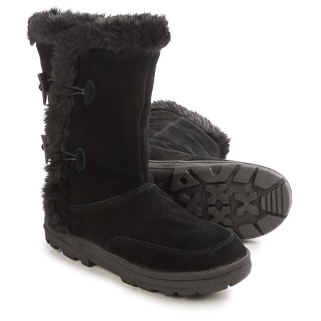 White Mountain Oliva Winter Boots - Suede (For Women)