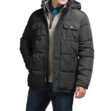 London Fog Bonanza Down Parka - Detachable Hood (For Men)