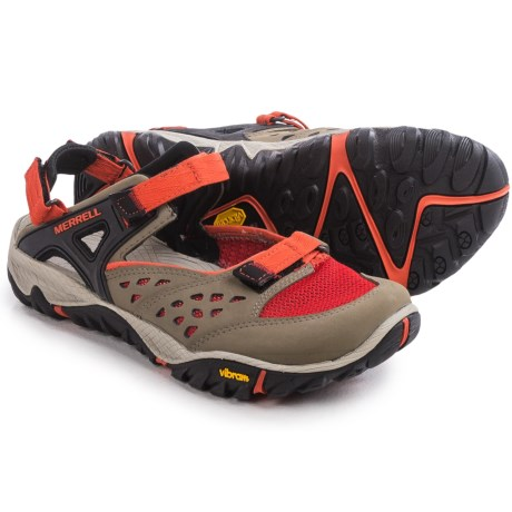 Merrell All Out Blaze Sieve Mary Jane Sport Sandals (For Women)