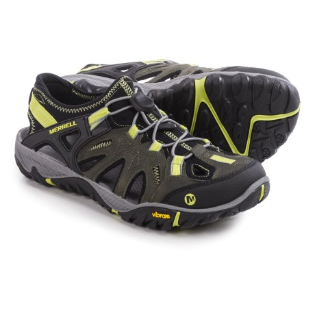 Merrell All Out Blaze Sieve Sport Sandals (For Men)