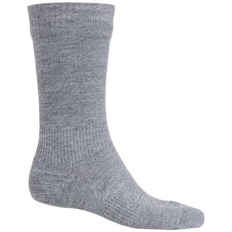 SealSkinz Waterproof Hiking Socks - Crew (For Men and Women)