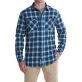 Gramicci Throwback Plaid Flannel Shirt - Long Sleeve (For Men)