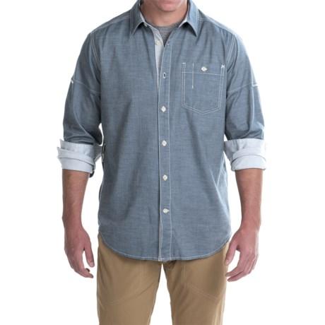 Gramicci Messenger Shirt - Long Sleeve (For Men)