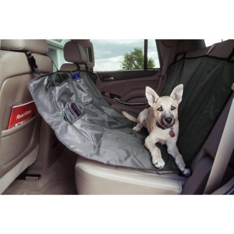 Yes Pets Hammock Car Seat Cover - Waterproof