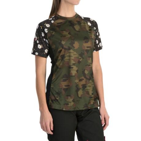 DaKine Xena Cycling Jersey - Short Sleeve (For Women)