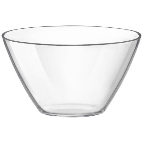 "Bormioli Rocco Basic Glass Bowl - 6.75"""