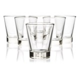 Bormioli Rocco Caffeino Espresso Shot Glasses - 3 fl.oz., Set of 6