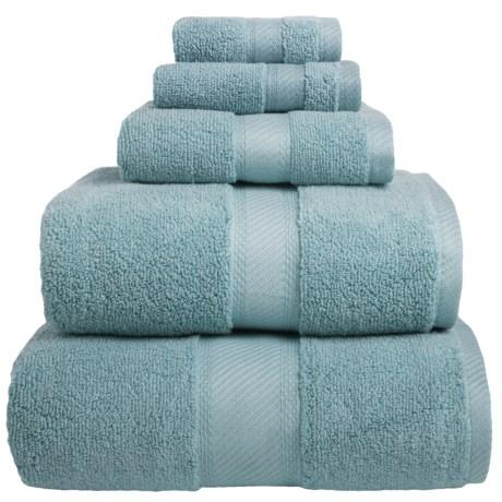 Welspun Wamsutta Duet Fingertip Towel - Cotton
