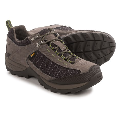 Teva Raith III Low Leather Hiking Shoes - Waterproof (For Men)