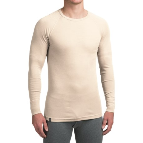 Ibex Woolies 1 Base Layer Top - Crew Neck, Long Sleeve (For Men)