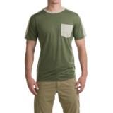 Ibex Tretar T-Shirt - Merino Wool, Short Sleeve (For Men)