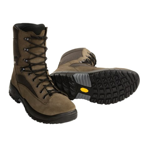 Great high-top hiking boot - Review of Lowa Seeker Gore-Tex ...
