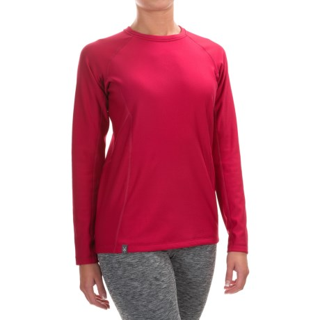 Ibex Woolies 3 Heavyweight Base Layer Top - Long Sleeve (For Women)