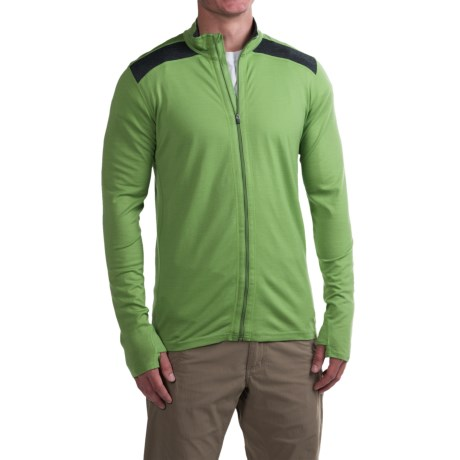 Ibex Indie Jacket - Merino Wool (For Men)