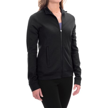Ibex Shak Traverse Zip Sweatshirt - Merino Wool, Long Sleeve (For Women)