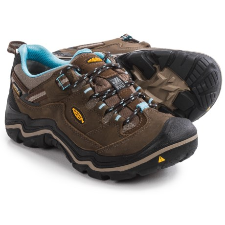 Keen Durand Low Hiking Shoes - Waterproof (For Women)