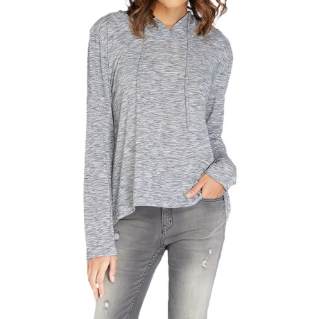 Threads 4 Thought Miya Hoodie - High Neck, Pullover (For Women)