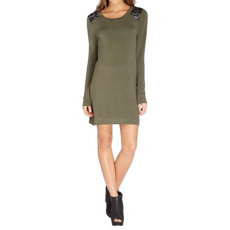 Threads 4 Thought Blake Sweatshirt Dress - Long Sleeve (For Women)