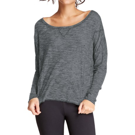 Threads 4 Thought Micah Shirt - Long Sleeve (For Women)