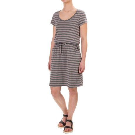 Toad&Co Tica Dress - Scoop Neck, Short Sleeve (For Women)