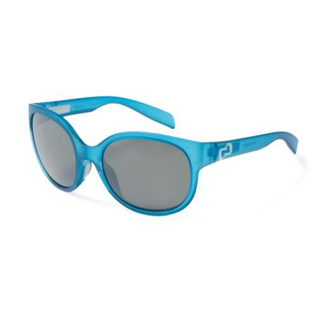 Native Eyewear Pressley Sunglasses - Polarized Reflex Lenses (For Women)