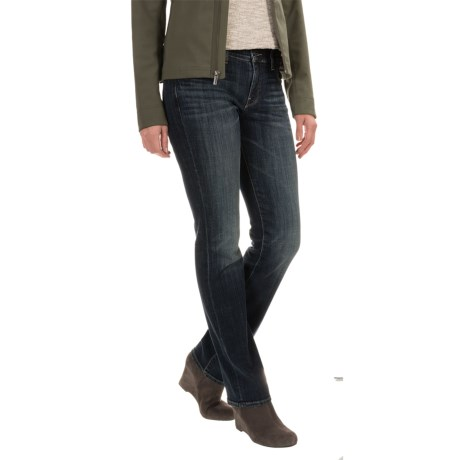 Lucky Brand Sweet Straight-Leg Jeans - Relaxed Fit (For Women)