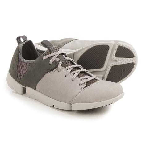 Clarks Tri Active Sneakers - Nubuck (For Women)