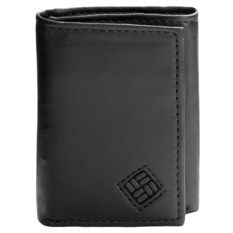 Columbia Sportswear RFID Trifold Wallet - Leather (For Men)