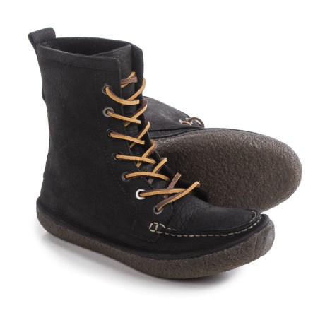 SeaVees 02/60 7-Eye Trail Boots - Leather (For Women)