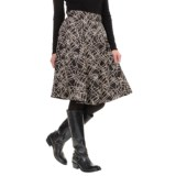 Amanda + Chelsea A-Line Skirt - Rear Zip (For Women)