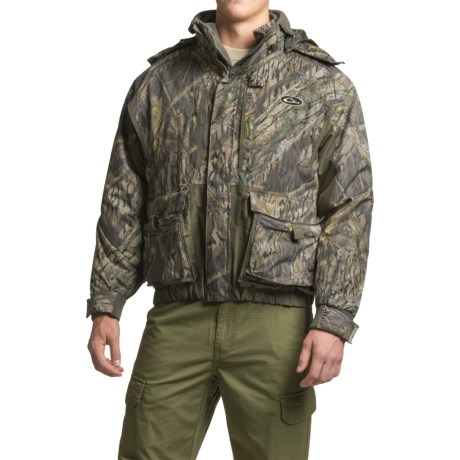 Drake LST EqWader 3-in-1 Plus 2 Wader Coat 2.0 - Waterproof, 4-in-1 (For Men)