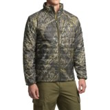 Drake Camo Synthetic Down Jacket - Insulated (For Men)