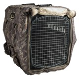 Drake Deluxe Adjustable Kennel Cover - Insulated, L/XL