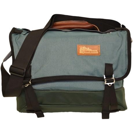 Kleterrwerks Kurier Messenger Bag -17L