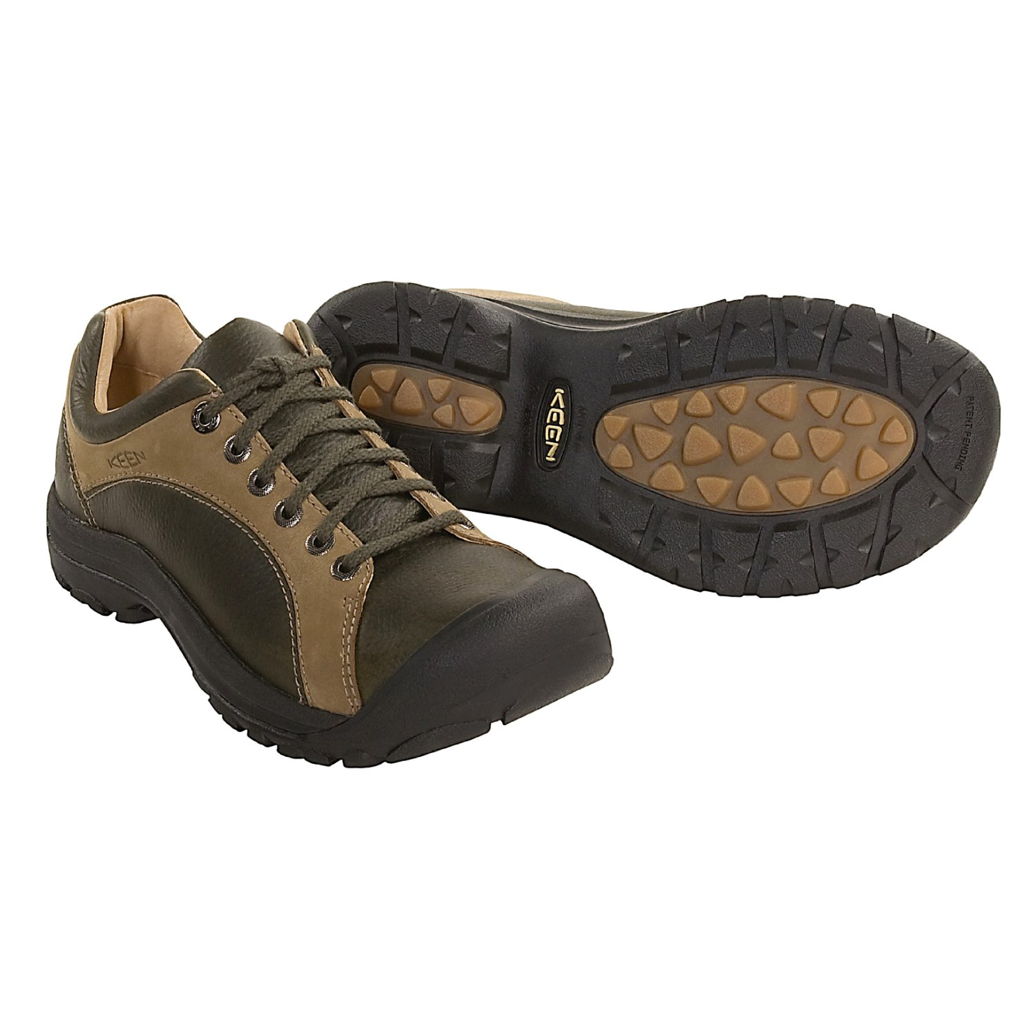 Keen Barika Leather Shoes