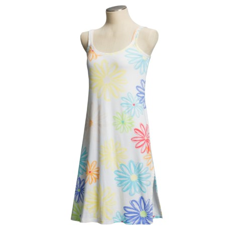 Fresh Produce Colorful Dreams Nightgown - Sleeveless (For Women)