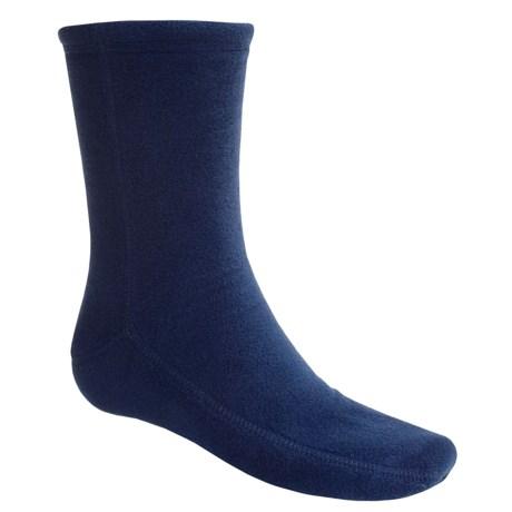 Acorn Versa Socks - Fleece (For Men)