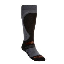 Bridgedale Precision Heel Fit Ski Socks - Merino Wool, Midweight (For Men)