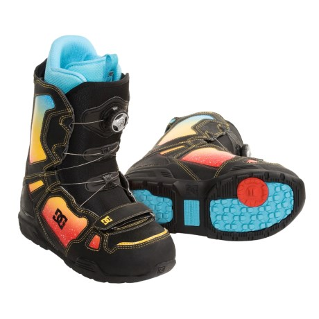 DC Shoes Super Park BOA Snowboard Boots (For Men)