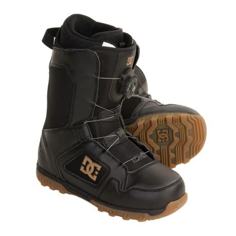 DC Shoes Scout BOA Snowboard Boots (For Men)